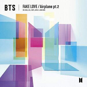 FAKE LOVE / Airplane pt.2 (通常盤) [ BTS(防弾少年団) ]
