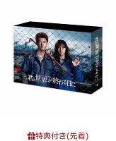 【先着特典】君と世界が終わる日に DVD-BOX(内容未定)