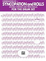 【輸入楽譜】リード, Ted: ドラムセットのためのシンコペーションとロール
