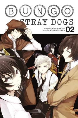 洋書, FAMILY LIFE & COMICS Bungo Stray Dogs, Volume 2 BUNGO STRAY DOGS V02 Bungo Stray Dogs Kafka Asagiri