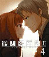 狼と香辛料2 4【Blu-ray】