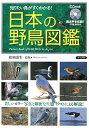 【送料無料】日本の野鳥図鑑 [ 松田道生 ]