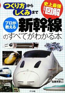 【送料無料】プロが教える新幹線のすべてがわかる本