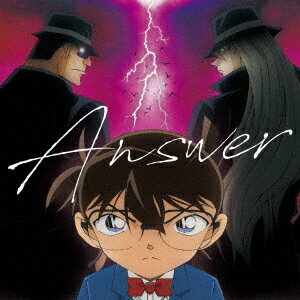 ANSWER (名探偵コナン盤) [ Only this time ]