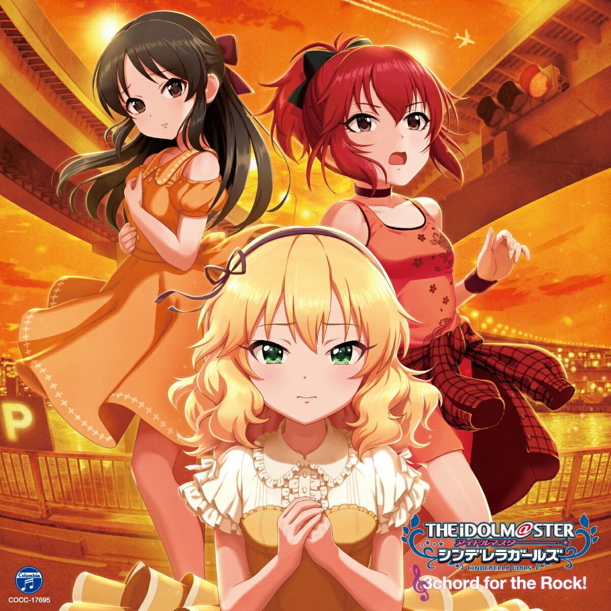 ゲームミュージック, その他 THE IDOLMSTER CINDERELLA MASTER 3chord for the Rock! ()