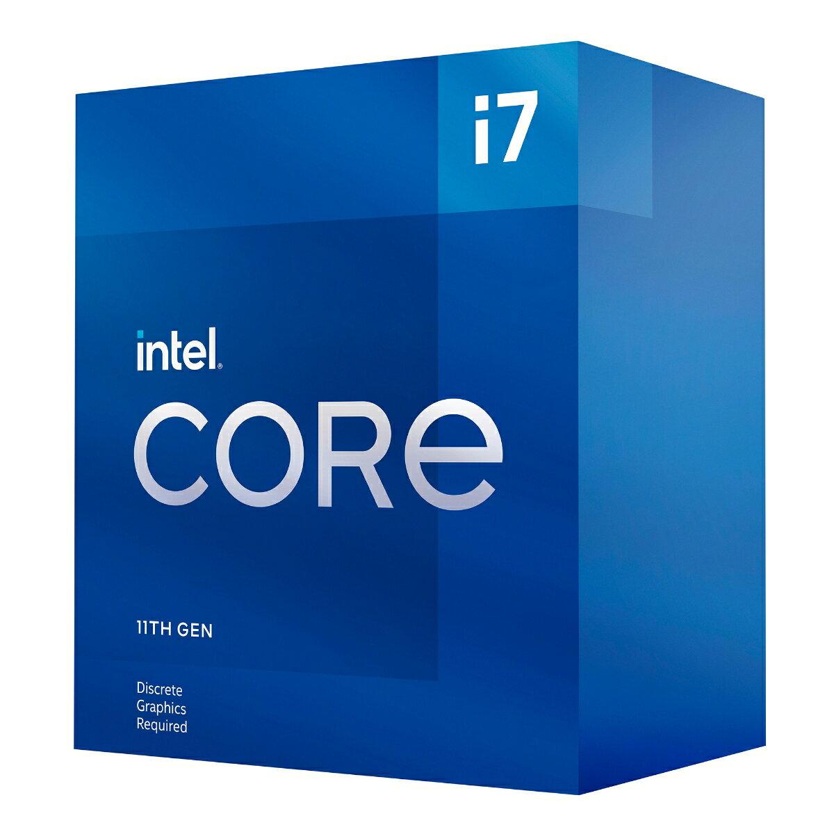 Core i7 11700F BOX