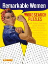 Remarkable Women Word Search Puzzles REMARKABLE WOMEN WORD SEARCH P [ M. C. Waldrep ]