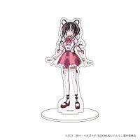 【グッズ】キャラアクリルフィギュア「探偵はもう、死んでいる。」04/斎川唯 アイドル衣装ver.