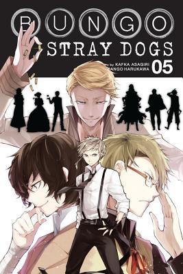 洋書, FAMILY LIFE & COMICS Bungo Stray Dogs, Vol. 5 BUNGO STRAY DOGS VOL 5 Bungo Stray Dogs Kafka Asagiri