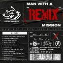 """【先着特典】MAN WITH A """"REMIX"""" MISSION (オリジナルステッカー付き) [ MAN WITH A MISSION ]"""
