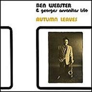 【輸入盤】Autumn Leaves [ Ben Webster / Georges Arvanitas ]