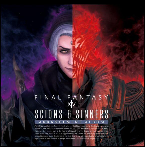 アニメ, キッズアニメ Scions SinnersFINAL FANTASY XIV Arrangement AlbumBlu-ray Disc MusicBlu-ray