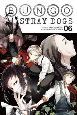 洋書, FAMILY LIFE & COMICS Bungo Stray Dogs, Vol. 6 BUNGO STRAY DOGS VOL 6 Bungo Stray Dogs Kafka Asagiri