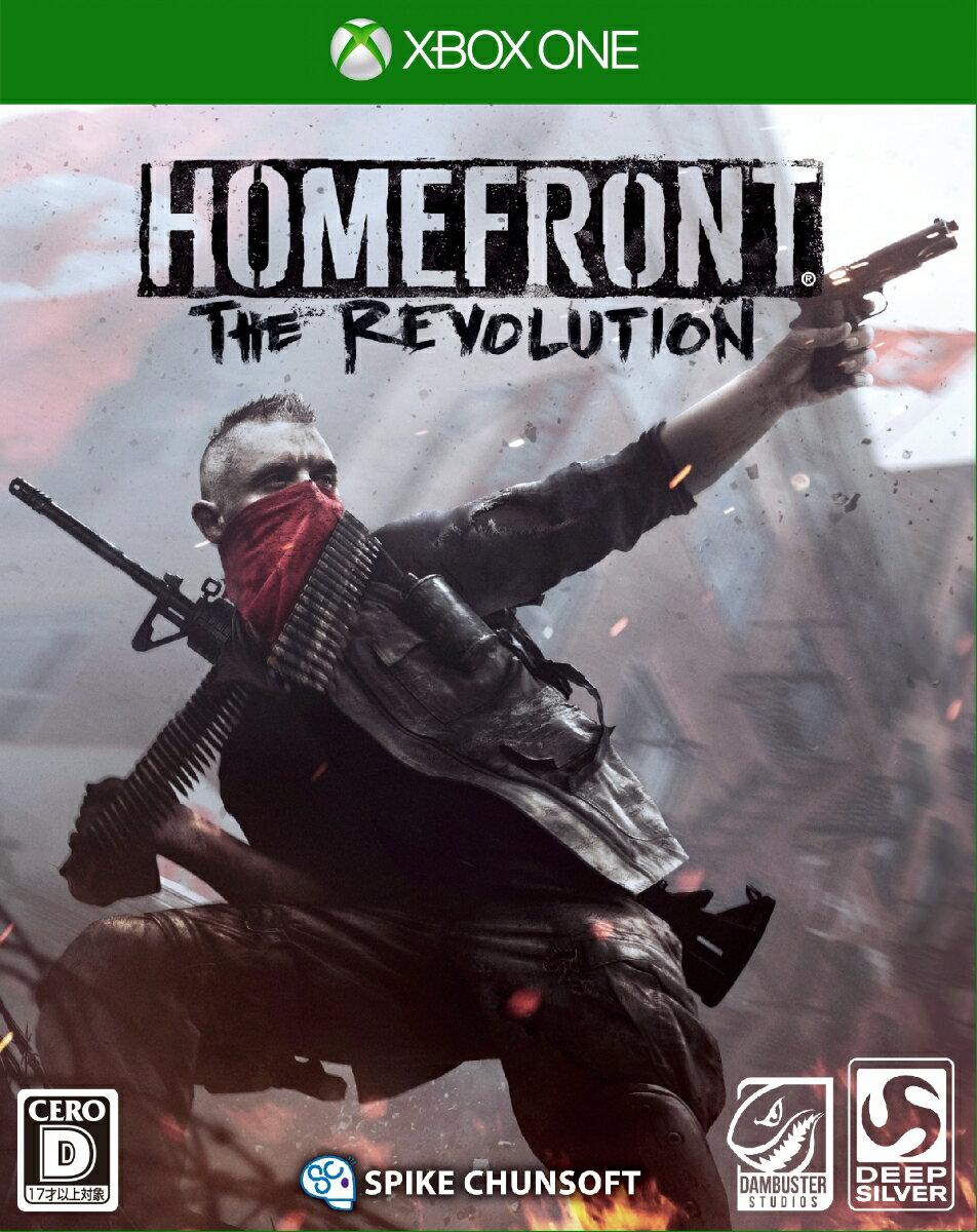 HOMEFRONT the Revolution XboxOne版画像
