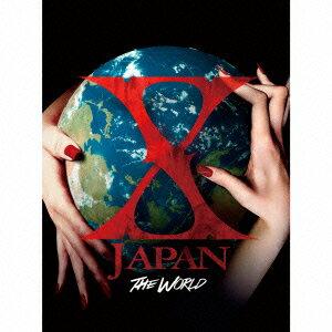【楽天ブックスならいつでも送料無料】【ポイント5倍】THE WORLD〜X JAPAN 初の全世界ベスト...