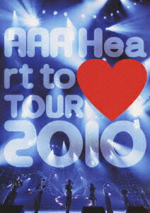AAA Heart to♥TOUR 2010画像