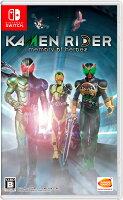 KAMENRIDER memory of heroez Switch版
