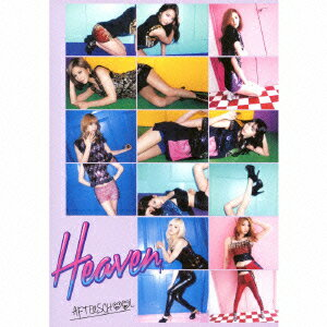 韓国(K-POP)・アジア, その他 Heaven(CDPHOTOBOOK) AFTERSCHOOL