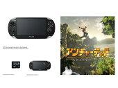 SONY PlayStation Vita 3G/Wi-Fiモデル-クリスタル・ブラック-初回限定版+アンチャーテッド-地図なき冒険の始まり+PS-Vita-専用-メモリーカード-8GB+PS-Vita-専用-保護フィルム