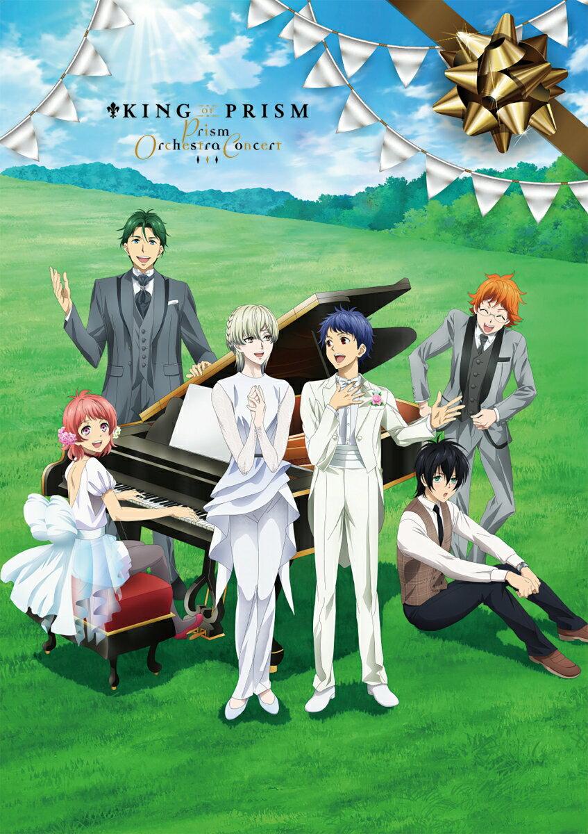 キッズアニメ, その他 KING OF PRISM -Prism Orchestra Concert- Blu-ray DiscBlu-ray