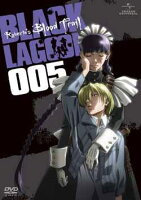 OVA BLACK LAGOON Roberta's Blood Trail 005