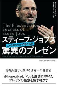 【送料無料】スティーブ・ジョブズ驚異のプレゼン