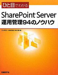【送料無料】ひと目でわかるSharePoint Server運用管理94のノウハウ