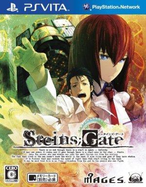 STEINS;GATE PS Vita版画像