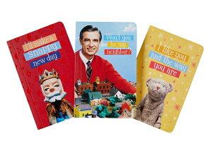 Mister Rogers' Neighborhood Pocket Notebook Collection (Set of 3) MISTER ROGERS NEIGHBORHOOD PCK [ Insight Editions ]