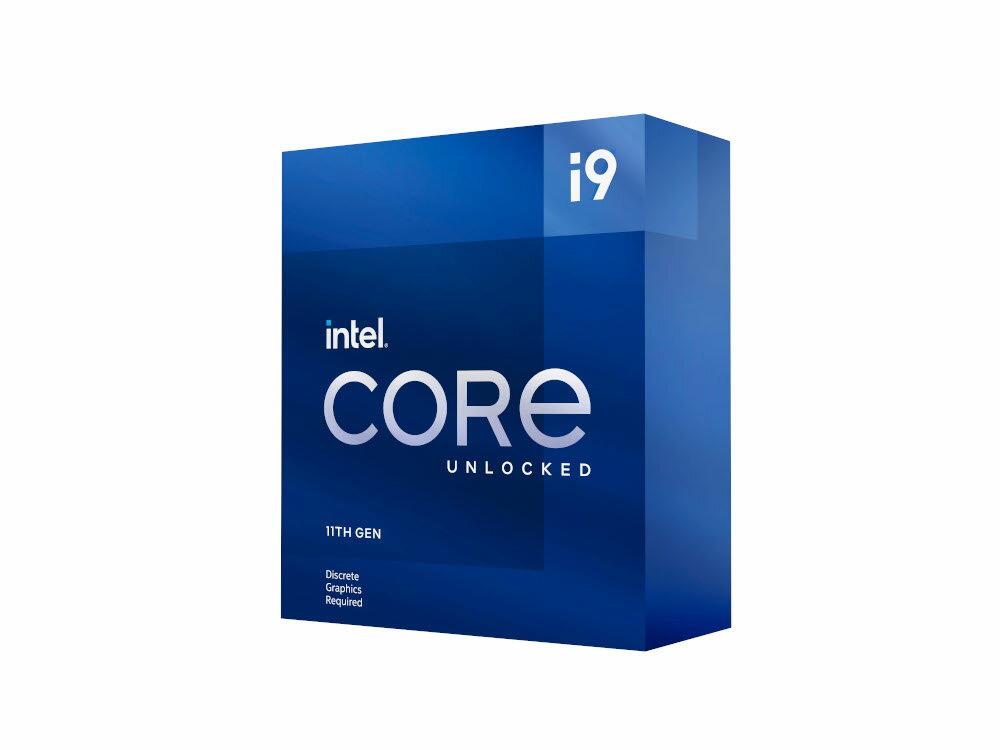 Core i9 11900KF BOX