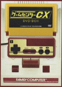 ゲームセンターCX DVD-BOX [ 有野晋哉 ]