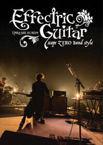 Effectric Guitar scape zero band style画像