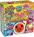【送料無料】太鼓の達人Wii 超ごうか版 コントローラー「太鼓とバチ」同梱版