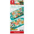 きせかえカバー COLLECTION for Nintendo Switch Lite どうぶつの森Type-Aの画像