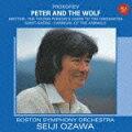 ベスト・クラシック100 11::プロコフィエフ:ピーターと狼 サン=サーンス:動物の謝肉祭 ブリテン:青少年のための管弦楽入門