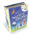 """飛び出す絵本特集   Reinhart's phenomenal paper engineering, as evidenced in """"Cinderella"""" and """"The Jungle Book,"""" brings an added dimension to the classic re-telling of Mother Goose's most treasured nursery rhymes. With six spreads of pop-ups and a mini book, this collection is a phenomenal family keepsake to read for years to come.   関連ワード:洋書 英語 絵本 しかけ絵本 仕掛け絵本 飛び出す絵本 ポップアップ"""