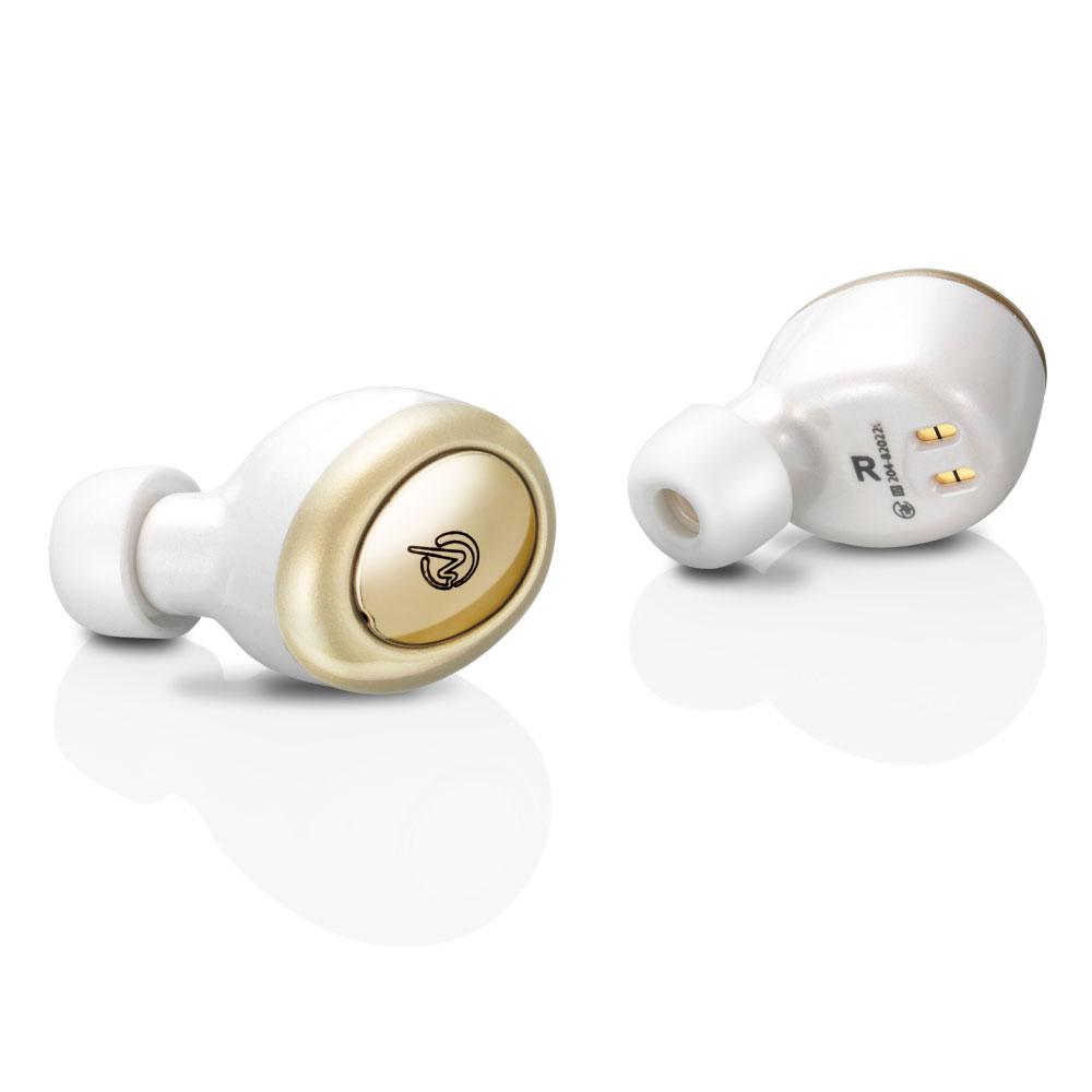M-SOUNDS完全ワイヤレス両耳カナル型Bluetoothイヤホン MS-TW2WG