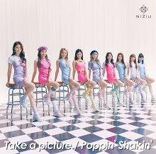 Take a picture/Poppin' Shakin' (初回限定盤A CD+DVD)