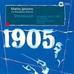 ショスタコーヴィチ:交響曲 第11番「1905年」 ジャズ組曲 第1番 ジャズ組曲 第2番〜ワルツ他 [ マリス・ヤンソンス ]