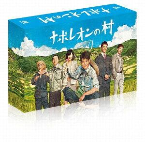 【楽天ブックスならいつでも送料無料】ナポレオンの村 Blu-ray BOX【Blu-ray】 [ 唐沢寿明 ]