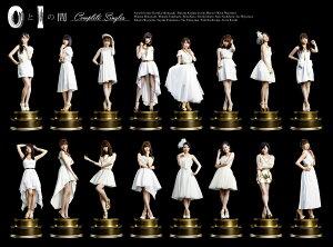 0と1の間 (シングルコンプリート盤 3CD+DVD) 【数量限定盤】 [ AKB48 ]