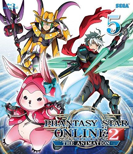 ファンタシースターオンライン2 ジ アニメーション 5【Blu-ray】画像