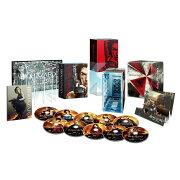 【タイムセール】バイオハザード アルティメット・コンプリート・ボックス(完全数量限定)(10枚組)【Blu-ray】