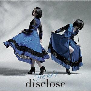 disclose (初回限定盤 CD+Blu-ray) TVアニメ「禍つヴァールハイト ZUERST」エンディングテーマ