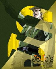 【送料無料】ジョジョの奇妙な冒険 Vol.5 【初回生産限定】【Blu-ray】 [ 興津和幸 ]