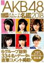 AKB48グループプロフィール名鑑(2018) (TJ MO...