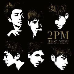2PM BEST ~2008-2011 in Korea~(初回限定A)(CD+DVD)