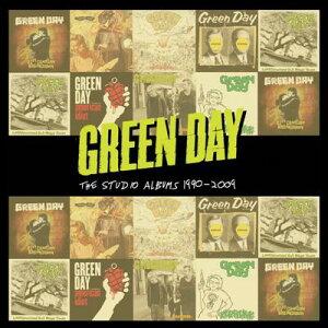 【送料無料】【輸入盤】GREEN DAY / STUDIO ALBUMS 1990-2009 (8CD/LTD) [ グリーン・デイ ]