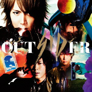 【楽天ブックスならいつでも送料無料】OUTSIDER(初回生産限定盤B CD+DVD) [ シド ]