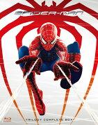 【タイムセール】スパイダーマン トリロジー ブルーレイ コンプリートBOX【Blu-ray】